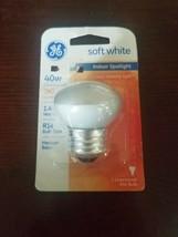 GE Lighting 25776  Soft White Indoor Spotlight R14 Bulb 40-Watt - $15.79