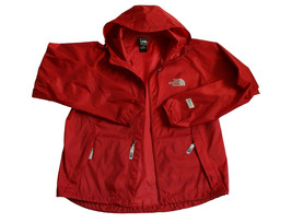 THE NORTH FACE Hydrenalite Windproof Breathable Rain Jacket Red size M - $68.00