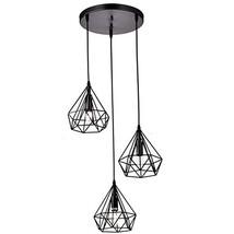 Dazhuan Antique Metal Pendant Lighting Fixtures Rustic Chandeliers Lamps... - $85.58