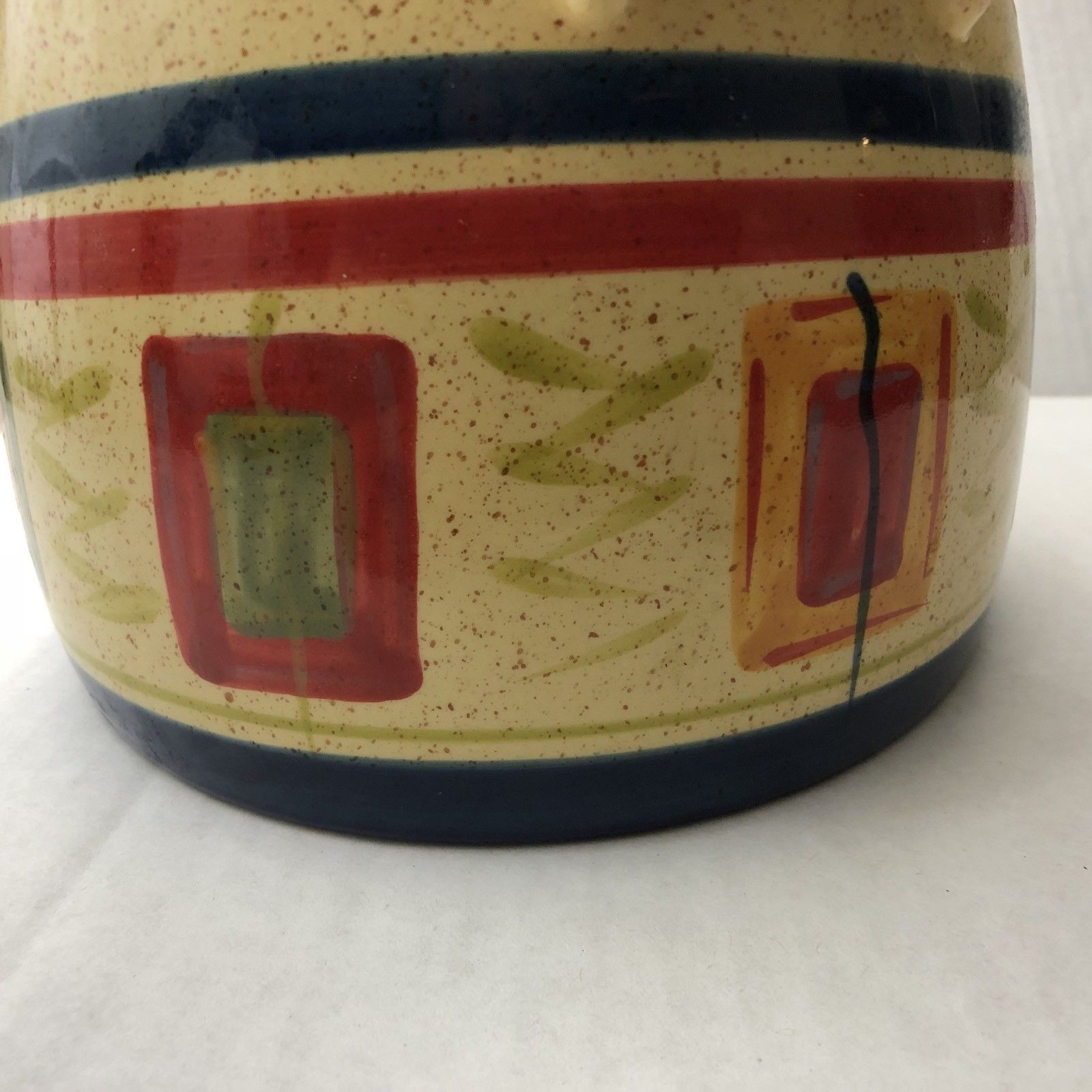 NEW Pfaltzgraff Sedona Hand Painted Small and 50 similar items