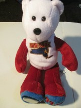 Limited Treasures State 2001 Quarters Coin Teddy Bear New York #11 - $6.92