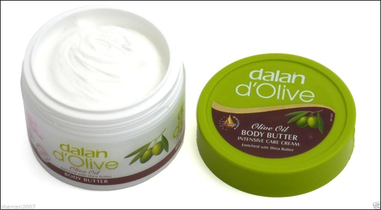 Dalan Olive Oil Body Butter Intensive Care And 50 Similar Items D 250ml Cream Enriched With Shea