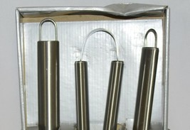 BBQer Choice 14501 3 Piece Stainless Steel Grilling Tool Set image 2