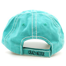 Distressed Vintage Style Crazy Heifer Cow Country Hat Baseball Cap Farmhouse image 3