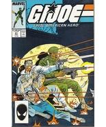 (CB-7) 1987 Marvel Comic Book: G.I. Joe A.R.A.H. #61 { 1st Printing } - $4.00