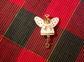 Cookie Lee Angel Brooch - Item #63094 - New! image 2