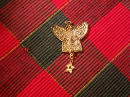 Cookie Lee Angel Brooch - Item #63094 - New! image 3