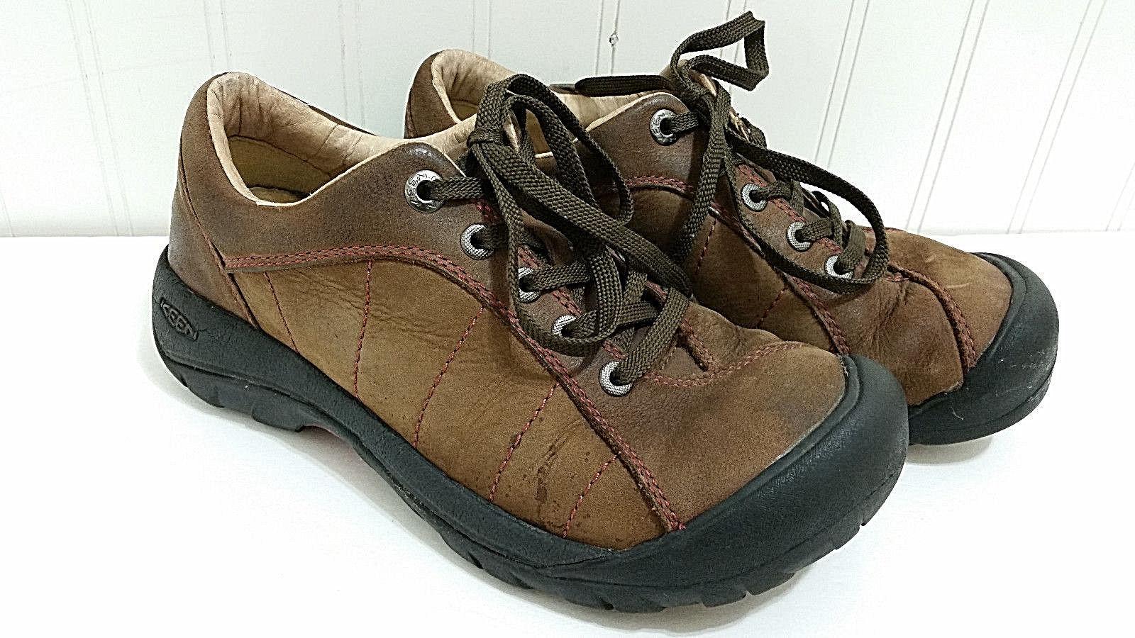 KEEN Pelle scarpe Presidio Pelle KEEN Lace Up Walnut and 50 similar items 3e867b