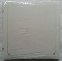 Creative Memories Cream 12 X 12 Retired Scrapbook Album Open Spine (Not ... - $49.99