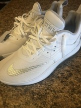 Nike Fly By Low II Mens White/Silver Basketball Shoes!!(New)!!(AJ5902) - $69.99