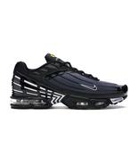 Nike Air Max Plus 3 III Tuned Air (Black/ Obsidian Navy Blue/ White) Men... - $304.99