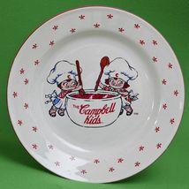 "Vintage (1991) Gibson 7"" Porcelain Campbell Soup Side Plate Or Bowl - $2.95"