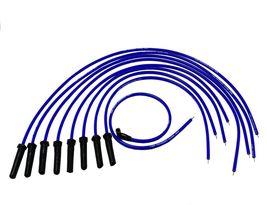 9.5mm Blue Silicone High Performance Spark Plug Wire Set Universal Fit V8 V6 image 3