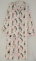 Morgan Taylor Intimates Pajama Set Ladies Medium Bubble People Grade B image 1