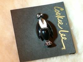 Cookie Lee Penguin Brooch - Item #72043 - New! image 6