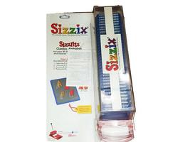 Sizzix Sizzlits Classic Alphabet Die Set, Contains 35 Dies, #38-9005