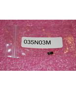 Pack of 2 035N03M N-Chan MOSFET DFN-8 pkg PULL GUARANTEED - NO TARIFF - $1.77