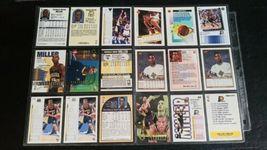 Vintage Lot 81 Reggie Miller NBA Basketball Trading Card image 9