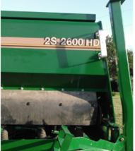 2016 GREAT PLAINS 2S2600HD For Sale In Oxford, Kansas 67119 image 2