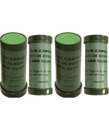 2 Pack - Jungle Military Camouflage Paint Sticks - $11.99