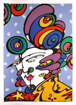 "Julie Chaleff ""The King Is Alive"" - S/N Serigra... - $250.00"