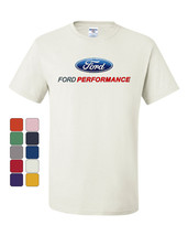 Ford Performance T-Shirt Ford Mustang GT ST Racing Tee Shirt - $11.01 CAD+