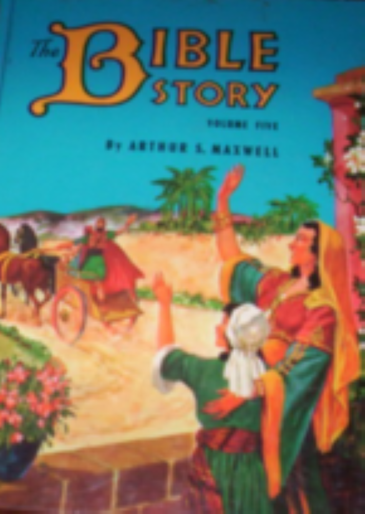 The Bible Story, Vol. 5: Great Men of God by Arthur S Maxwell