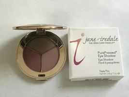 Jane Iredale PurePressed Pressed Eye Color Eyeshadow Trio Soft Kiss - $19.95
