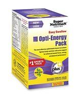 SuperNutrition EZ Swallow Opti-Energy Iron-Free Multivitamin, 90 Day Sup... - $41.94