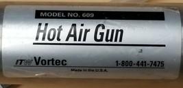ITW VORTEC MODEL NO. 609 HOT AIR GUN image 2