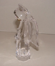 Heavy Bottomed Crystal Angel 6.5 Inches