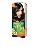 Garnier Color Naturals Shade 1 Natural Black, 70ml + 40g - $11.11