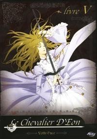Le Chevalier D'Eon: Volte Face Vol. 05 DVD Brand NEW!