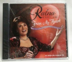 From My Heart with the Charlotte Philharmonic Orchestra Cd image 1