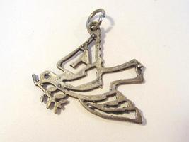 Sterling silver 925 Bird pendant - $7.00