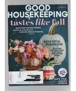 Good Housekeeping - October 2018 - Fall, Halloween, Pumpkins, Jamie Lee ... - $1.37