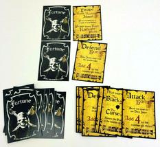 Pirates of the Caribbean DVD Treasure Hunt (2006) Replacement FORTUNE CA... - $7.99