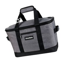 CleverMade SnapBasket 50 Can, Soft-Sided Collapsible Cooler: 30 Liter In... - $40.81