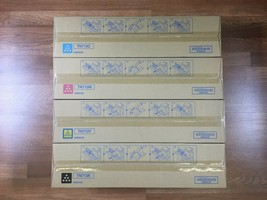 Genuine Konica Minolta TN713 CMYK Set Toner For Bizhub C659/C759  - $262.35