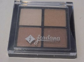 Jordana Eye Shadow Quad-* Golden #01-Free Shipping!!! - $4.99
