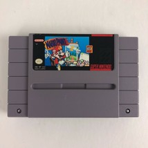 Mario Paint SNES Super Nintendo Video Game Cartridge Tested Pins Cleaned - $9.85