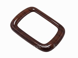 WOOD GEARSHIFT AUTO SURROUND COVER TRIM FOR TOYOTA HILUX REVO PICKUP 201... - $26.49