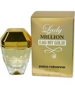 PACO RABANNE LADY MILLION EAU MY GOLD! - $48.52