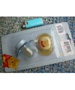 Disney Baby Latex Sleeping Pacifiers Orthodontic Set Made In Germany  1999 - $15.40