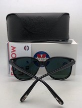 New VUARNET Sunglasses VL 1609 0002 Tortoise Frame w/ Pure Brown Glass Lenses