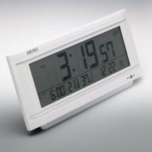 Seiko Space link GPS Clock GP501W Table Clock - $129.24