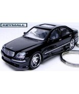 KEY CHAIN MERCEDES S430 S500 S600 S55 S65 FOB TAG RING - $44.95