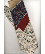 Men's Novelty Tie Tabasco Sauce Chili Peppers Made in USA - $5.99