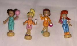 Vintage Polly Pocket Bluebird 2002 Amusement World Replacement Dolls Fig... - $22.76
