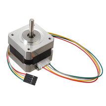 42mm 12V Nema 17 Two Phase Stepper Motor For 3D Printer - $16.99